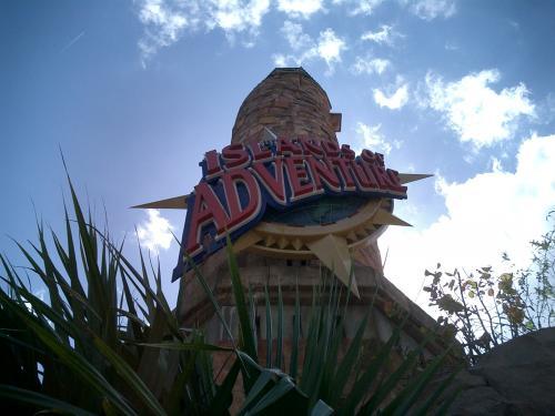 Islands Of Adventure Map Orlando