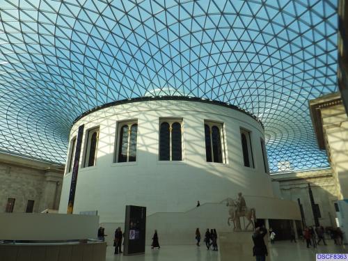 British Museum Foyer : British museum main hall in london united kingdom