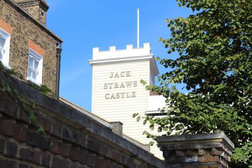 Jack Straw's Castle in London, United Kingdom - Virtual ...
