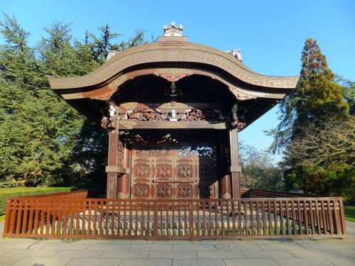 Chokushi-Mon (Gateway of the Imperial Messenger)