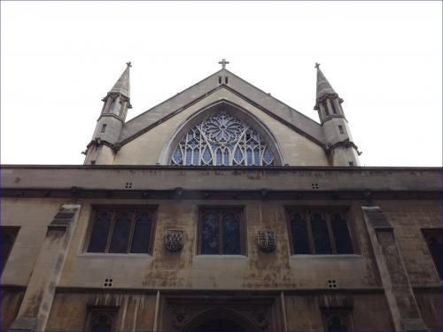 Lincoln's Inn Chapel