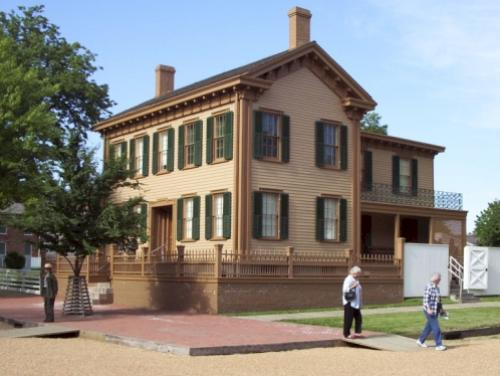 Lincoln's Home