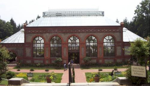 Biltmore Estate Greenhouse