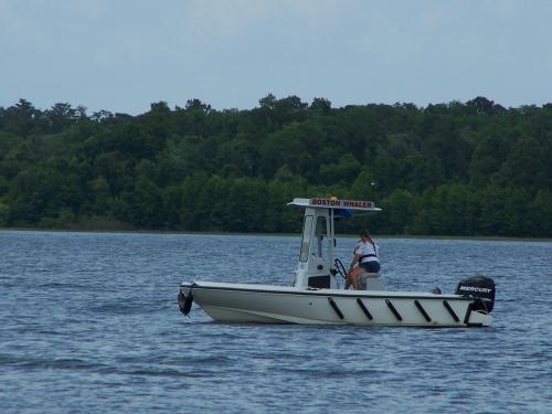Magic Kingdom - Boston Whaler (Disney