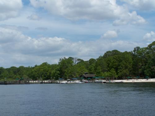 Disney World - Fort Wilderness Ferry Dock
