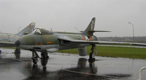 Hawker Hunter F6, XG152