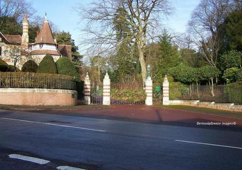 Front Gates to Friar Park
