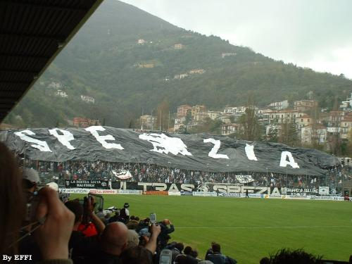 Stadio Alberto Picco In La Spezia Italy Virtual