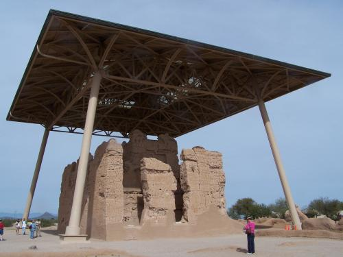 Casa Grande Indian Ruins National Monument