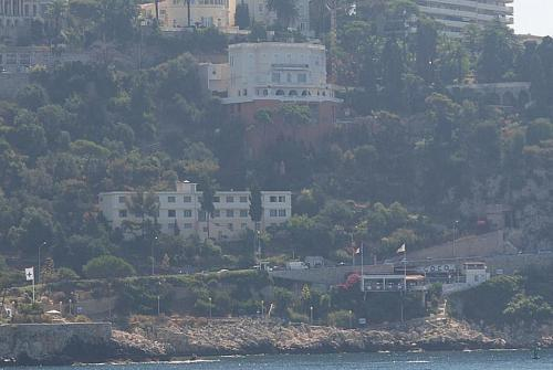 Sean Connerys House In Nice France Virtual Globetrotting