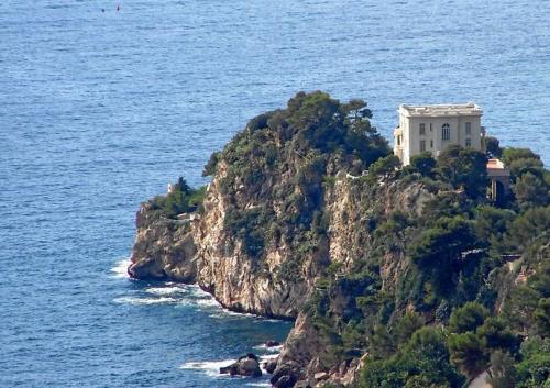 Karl Lagerfeld S House Former In Roquebrune Cap Martin