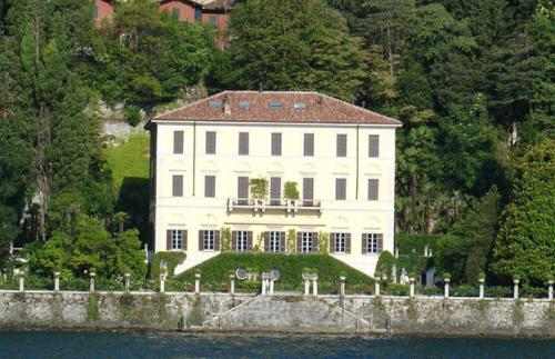 Gianni Versaces House In Moltrasio Italy Virtual