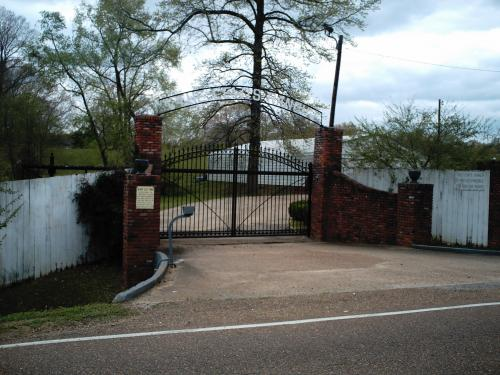 Jerry Lee Lewis' Main Gate