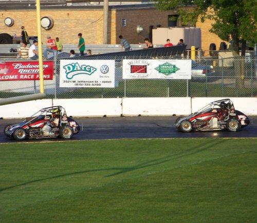 Midget races joliet illinois