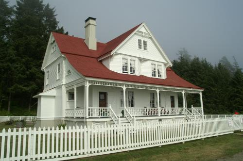 Keepers Quarters at Heceta Head