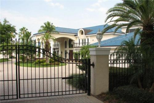 Shaquille O'Neal's House in Orlando, FL - Virtual ...