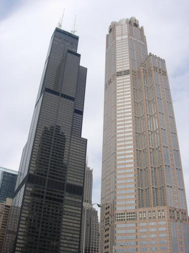 Willis Tower Formerly Sears Tower In Chicago Il