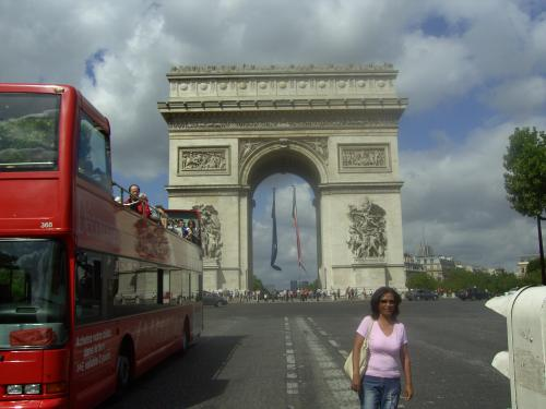 Arc de Triumphe