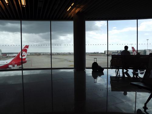Son Sant Joan Airport, Palma (Mallorca)