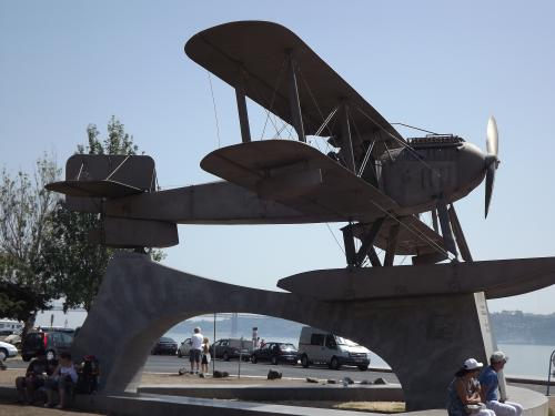 "Fairey IIID ""Santa Cruz"" replica"