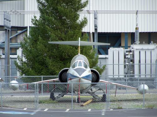 NASA F-104G