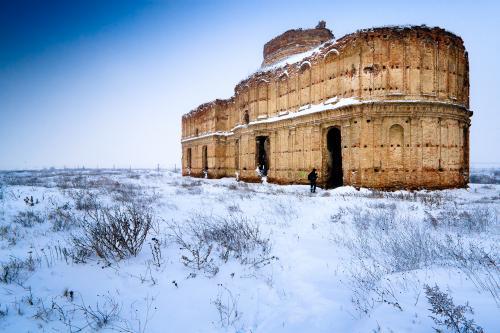 Ruins of Chiajna Monastery
