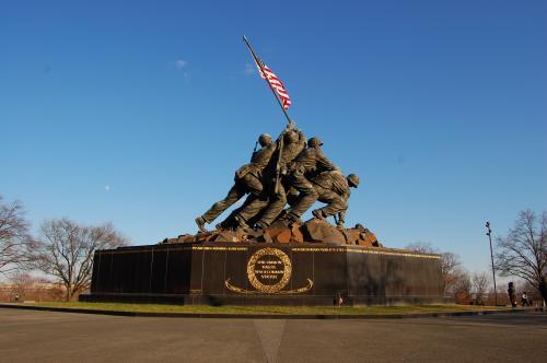 USMC Memorial 2009