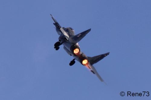 Mikojan-Gurewitsch MiG-29A (9-12A), Rote 56, 1. Eskadra Lotnictwa Taktycznego (1.elt)