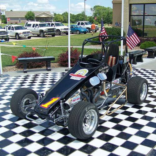 Midget auto racing hall of fame