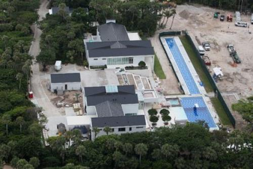 Tiger Woods 39 House And Net Worth In Jupiter Island Fl