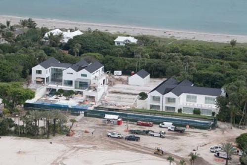 tiger woods u0026 39  house and net worth in jupiter island  fl