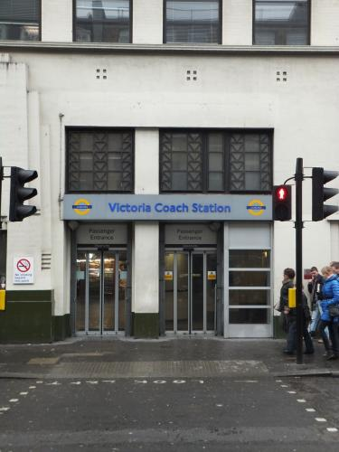 how to get to victoria coach station