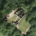 Berry Pomeroy Castle (Google Maps)