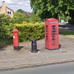 Phone Box and Letter Box
