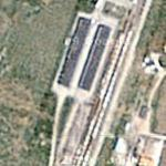 Bajzë Rail Station (Google Maps)