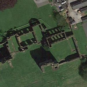Ashby de la Zouch Castle (Google Maps)