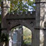 Midford Castle Gate