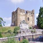 Guildford Castle (StreetView)