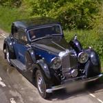 Bentley 4 1/4 Litre (StreetView)