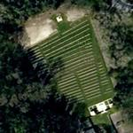Coxyde Military Cemetery (Google Maps)