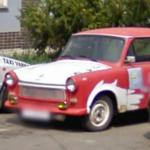 Trabant 601 (StreetView)