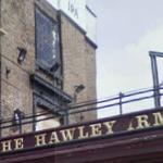 The Hawley Arms Camden