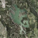 Lake Tapps (Google Maps)