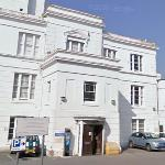 """Royal Alexandra Hospital, Brighton"" by Thomas Lainson"