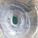 Batu Hijau Copper Gold Mine (Google Maps)