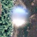 UFO over Florida 2 (Google Maps)