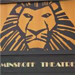 'The Lion King' at Minskoff Theatre (StreetView)