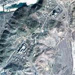 North Korean Nuclear Fuels Reprocessing Facilities (Google Maps)