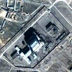 50 Mwe Reactor at Yongbyon (Google Maps)