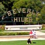 Beverly Hills sign (StreetView)